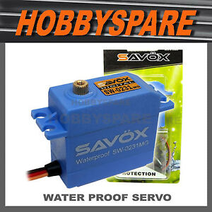 SAVOX-WATERPROOF-METAL-GEAR-DIGITAL-SERVO-15KG-RC-TRUCK-BUGGY-1-8-1-10-SW-0231MG