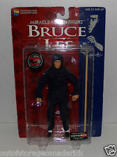 Miracle Action Figure Bruce Lee Battling The Enemy Medicom Toy - NEW RARE