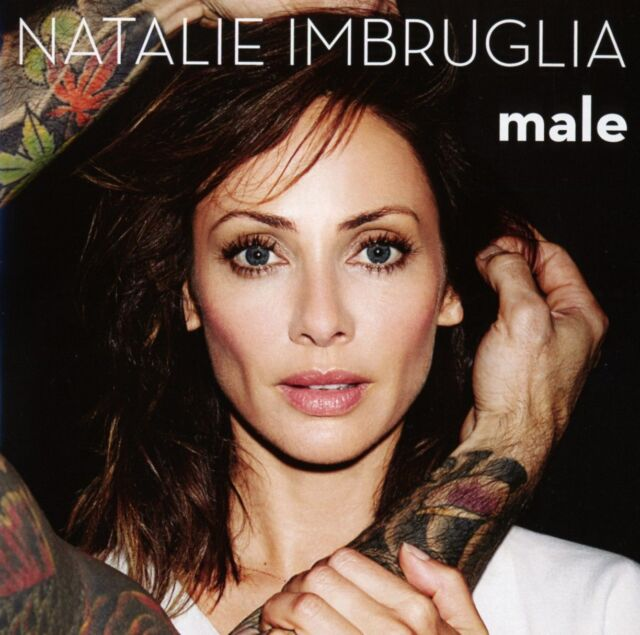 Natalie Imbruglia - Male [New & Sealed] CD