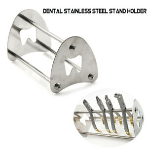 1x-Dental-stainless-steel-stand-holder-for-orthodontic-pliers-forceps-scisso9H