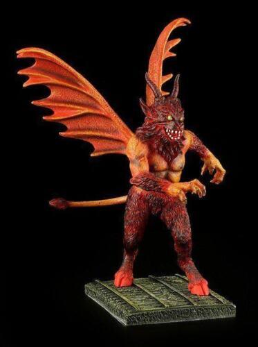 Demons Figurine Curse Of The Demon Gothic Fantasy Diable Satan Autel Déco