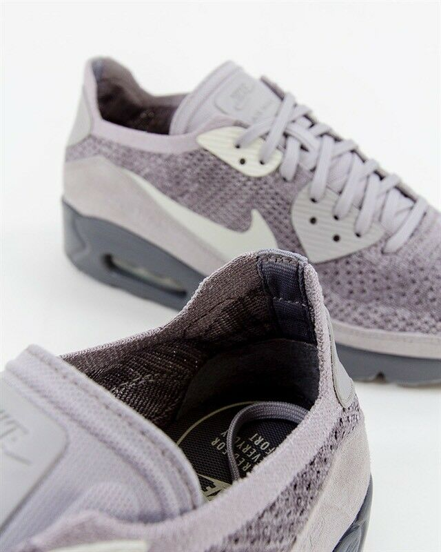 Nike 2.0 Air Max 90 Ultra 2.0 Nike Flyknit Running Grey 0c4c94