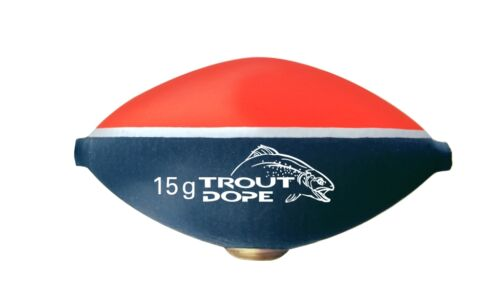 Forellenpose Trout Egg 15 g//truites-Oeuf avec poids intégré