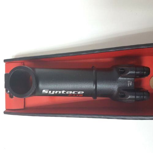 Syntace F119 120mm 6° Black Vorbau 31,8mm 28,6mm Neu MTB Road #349