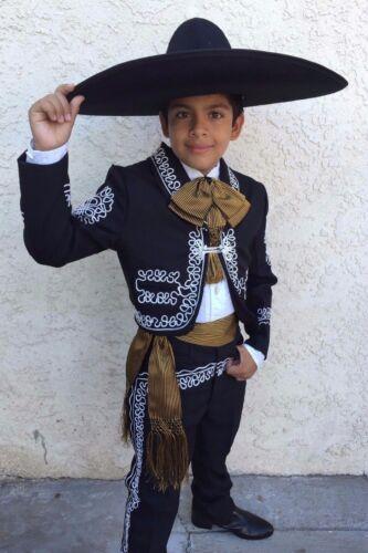 Traje Mariachi Para Niño de 5 Piezas . Children Mariachi Suit 5 Piece