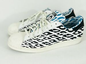 Image is loading Adidas-Superstar-men-shell-toe-Leo-Messi-11-