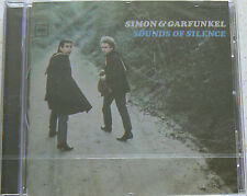 SOUNDS OF SILENCE - SIMON AND GARFUNKEL (CD)  NEUF