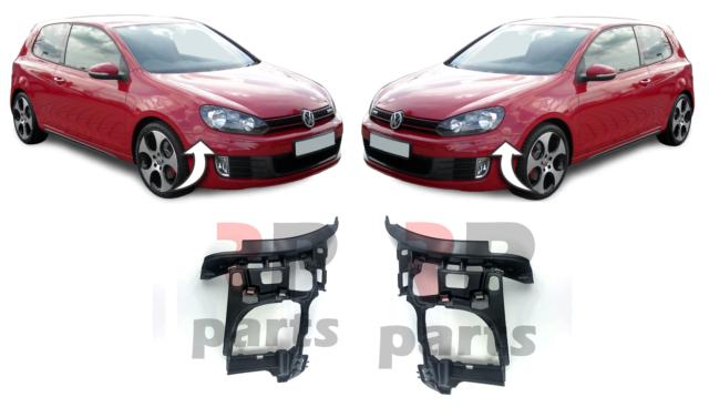 Bumper Guide Genuine For VW 5K0807227A