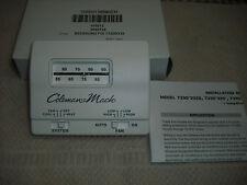 RV- Genuine Coleman Air Conditioner / Furnace Thermostat - Analog - 12 Volt