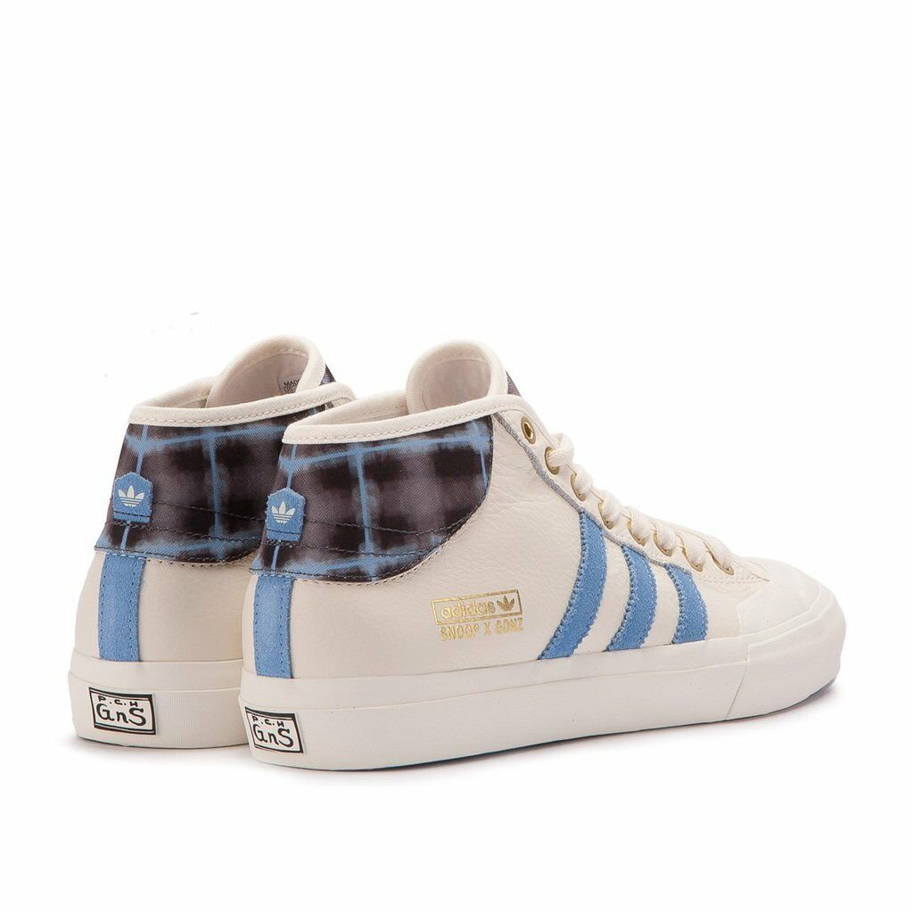 Adidas mark gonzales snoop dogg schuhe in in in größe 10. skateboard oberste dogtown 8027ec