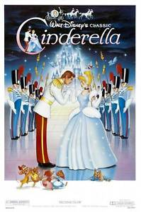 """THE ARISTOCATS Movie Poster 27x40/"""" Theater Size DISNEY Licensed-NEW-USA"""
