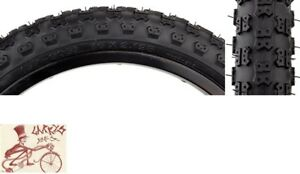 SE Racing Cub Tire 20x2.0 Blue-Tan Wire Bead 27 TPI Urban Wheelie