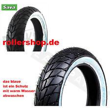 Reifen Weißwand 3.50-10 Sava MC20 51P, TT+TL