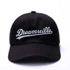 55f491d1f Details about Dreamville J Cole Brim Curved dad Hip hop adjustable Baseball  Cap FREE SHIPPING
