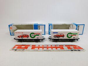 CL691-0-5-2x-Maerklin-H0-4481-86501-Somo-Fiat-Alfa-1886-1986-minimal-vergilbt