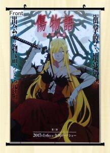 Kizumonogatari III Reiketsu-hen Promotional Poster