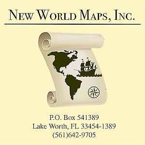 New World Maps