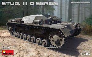 Miniart Mt35210 1:35 Sturmgeschutz / stug.   Iii série 0 Nouvelle / nouvelle version