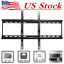 "LCD LED Plasma Flat Tilt TV Wall Mount Bracket 26 32 37 40 42 46 47 50 55 70/"" in"