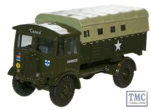 76AEC008-Oxford-Diecast-British-Army-AEC-Matador-Artillery-Tractor-1-76-Scale-OO