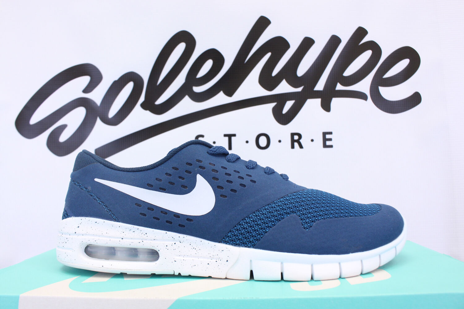 NIKE Azul ERIC KOSTON 2 MAX SB Azul NIKE FORCE 631047 401 Blanco 096962