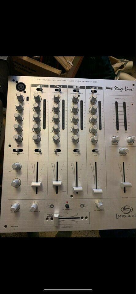 Mixer. , Npx
