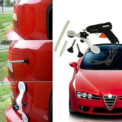 Car Repair Kit DIY Dent Damage Removal Set Glue Stick Melting Tool Goodish