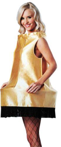 WOMENS A CHRISTMAS STORY LEG LAMP DRESS FOAM COSTUME DRESS GC4332