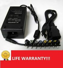 90W Universal Laptop Power Supply 110-220v AC To DC 12V/16V/20V/24V Adapter Us