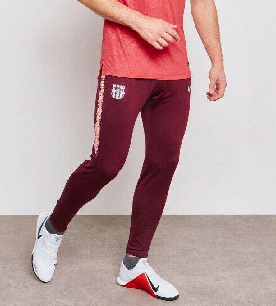 Nike FC Barcelona 2019 pantalones secos  Squad Fútbol Chándal 894357 669 Marrón M, 2XL  barato