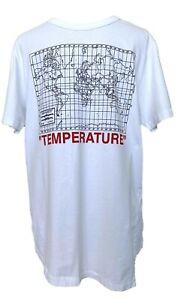 NEW-OFF-WHITE-MAIN-LABEL-MEN-039-S-039-TEMPERATURE-039-T-SHIRT-S-475