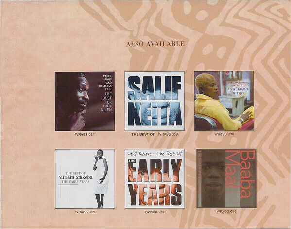 BOUBACAR TRAORÉ - The Best Of The Bluesman From Mali (2003)