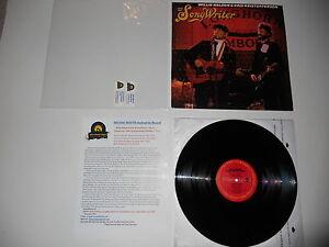 Willie Nelson Amp Kris Kristofferson Songwriter 1st Promo