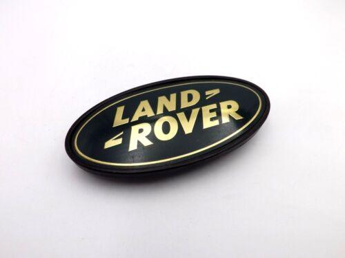 """Land Rover Green Gold Black Logo Emblem Discovery LR2 Badge Genuine OEM 3 1//2/"""""""