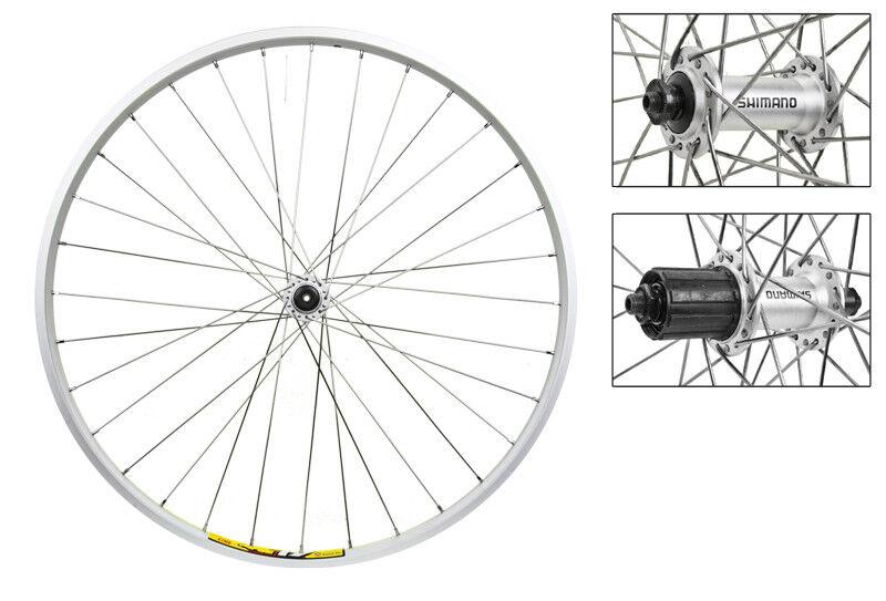 WM Wheels 26x1.5 559x19 Wei Zac19 Sl 32 T4000 8-10scas Sl 135mm Ss2.0sl