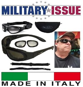8161e7cee3d0 NEW Wiley X SG-1 Z87-2 Tactical Sunglasses & Goggles Smoke And Clear ...