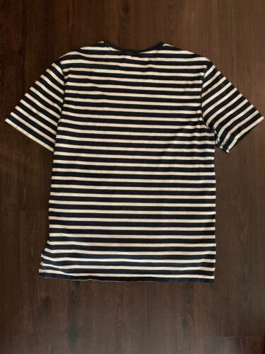 vince Striped Tshirt Mens