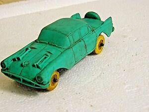 Vintage auburn rubber toys