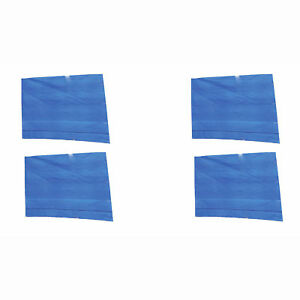 Z-Shade-10-039-x-10-039-Instant-Canopy-Tent-Sidewall-Accessory-Only-Blue-4-Pack