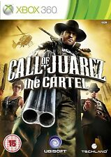 Call of Juarez - The Cartel Xbox 360 PAL Brand New