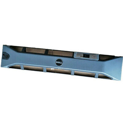 New Replacement for Dell PowerEdge R710 R715 Front Panel Bezel Cover with Key HP725 0HP725
