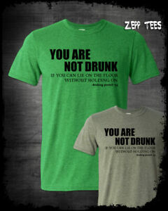 Funny Beer Drinking Quote Shirt Drunk Proverbs St Patricks Day Irish Believe