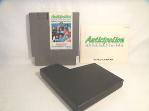 Anticipation-game-amp-manual-only-Nintendo