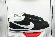 online retailer 6ecc3 cc58b item 4 Nike Cortez Basic Nylon Premium Compton Sz 11 Black White Gold -Nike  Cortez Basic Nylon Premium Compton Sz 11 Black White Gold