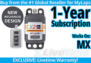 MyLaps-X2-MX-Motocross-Rechargeable-Transponder-w-1-year-Subscription-AMB