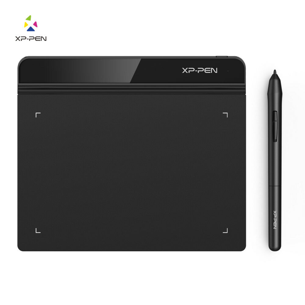 Navitech Grey Hard Protective EVA Case Cover Compatible with The XP-Pen G640 OSU Graphics Tablet