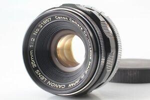 exc-5-Canon-35mm-f-2-schwarz-Leica-Screw-Mount-l39-LTM-MF-Lens-aus-Japan-1032