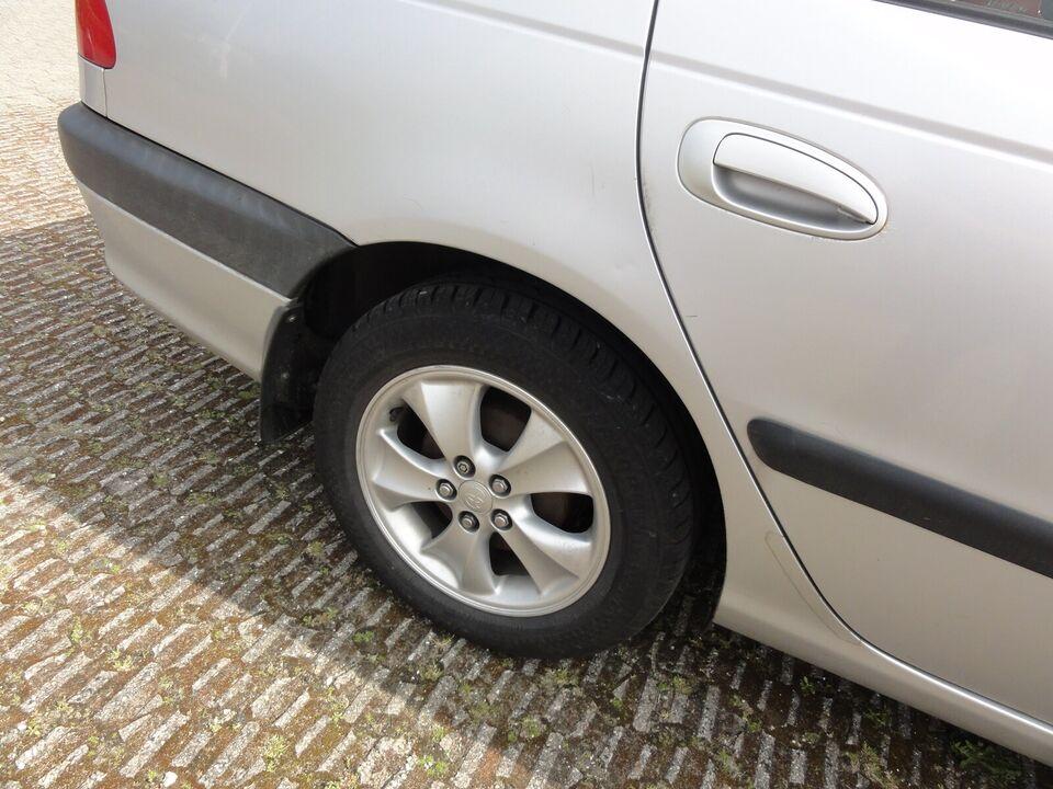 Toyota Avensis, 2,0 Sol+, Benzin