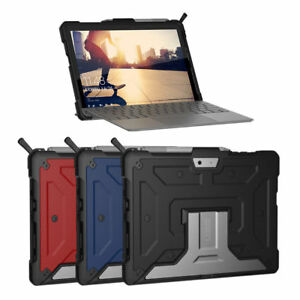 buy popular 5588b 92fc5 Details about Urban Armor Gear UAG Surface Go Metropolis Tough Rugged  Laptop Case Cover Stand