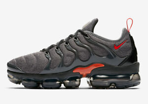 c1cbee34474 Nike Air Vapormax Plus size 11.5. Grey Orange. 924453-012. air max ...